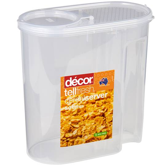 Decor Tellfresh Cereal Server