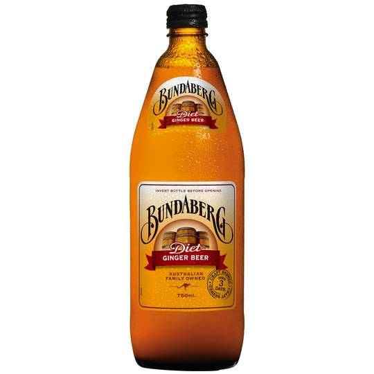 mom371543 reviewed Bundaberg Diet Ginger Beer