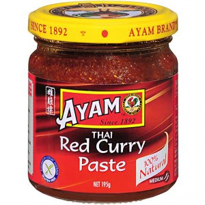 Ayam Paste Thai Red Curry