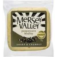 Mersey Valley Peppercorn Medley Cheddar Cheese