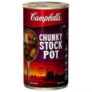 Campbell's Chunky Canned Soup Stockpot Hearty & Filling