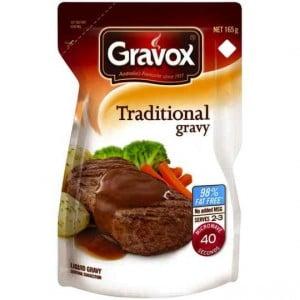 Gravox Gravy Liquid Traditional