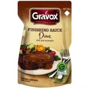 Gravox Finishing Sauce Diane