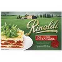 Rinoldi Lasagne Pasta Instant Sheets