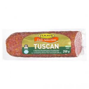 Hans Salami Tuscan