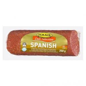Hans Salami Spanish