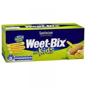 Sanitarium Weet-bix For Kids