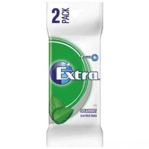 Wrigley's Extra Sugarfree Gum Spearmint