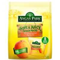 Angas Park Apricot Soft & Juicy Snack Pack