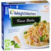 Weight Watchers Bowl Tuna Bake