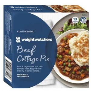 Weight Watchers Bowl Cottage Pie