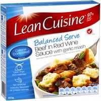 Lean Cuisine Bowl Beef With Red Wine