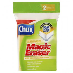Chux Magic Eraser Bathroom