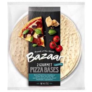 Bazaar Pizza Bases Gourmet