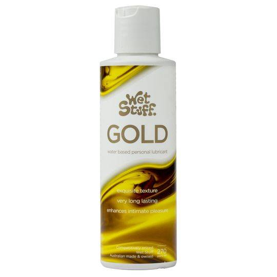 Wet Stuff Lubricants Lubricant Gold