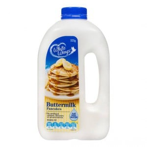 White Wings Pancake Mix Buttermilk