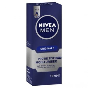 Nivea For Men Face Care Moisturiser Protective Spf15+