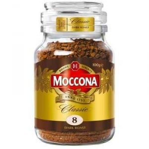 Moccona Classic Dark Roast Coffee