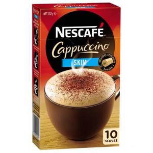 Nescafe Cafe Menu Skim Cappucino
