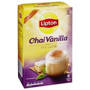 Lipton Instant Tea Chai Latte Vanilla