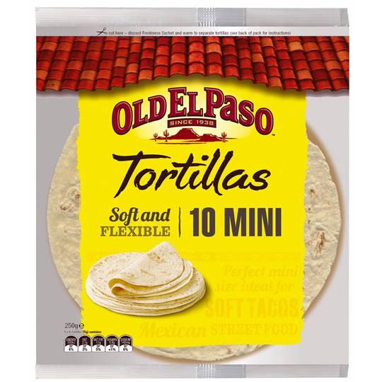 Old El Paso Tortillas Mini