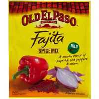 Old El Paso Seasoning Mix Fajita
