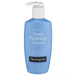 Neutrogena Facial Cleanser Fresh Foaming Cleanser