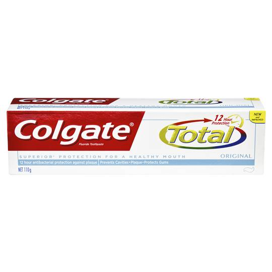Colgate Total Toothpaste Original