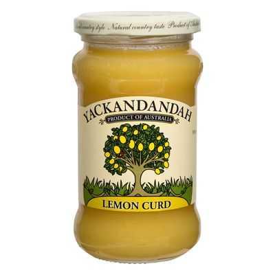 Yackandandah Preserve Lemon Curd