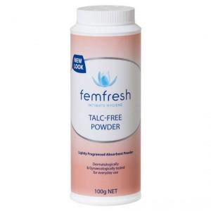 Femfresh Intimate Hygiene Talc Free Powder