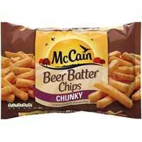 Mccain Beer Batter Thick & Chunky