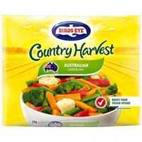 Birds Eye Country Harvest Mixed Vegetables Garden
