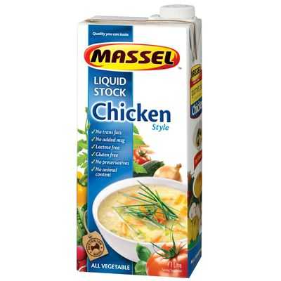 Massel Liquid Stock Chicken