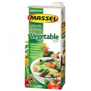 Massel Liquid Stock Vegetable