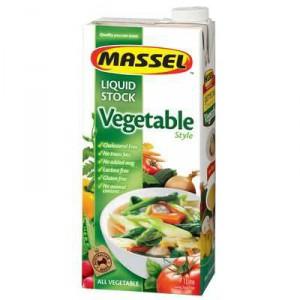Massel Liquid Stock Vegetable