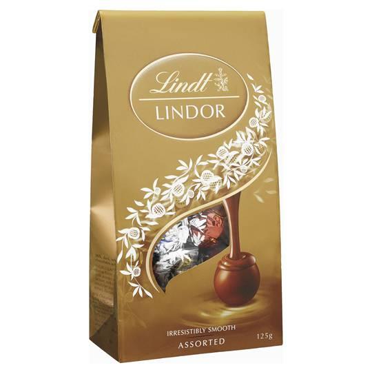 Lindt Lindor Chocolate Balls Assorted