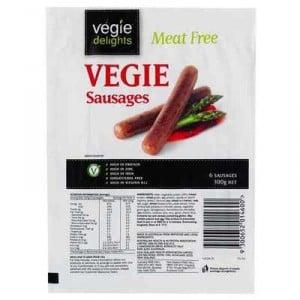 Sanitarium Vegie Delights Vegie Sausage