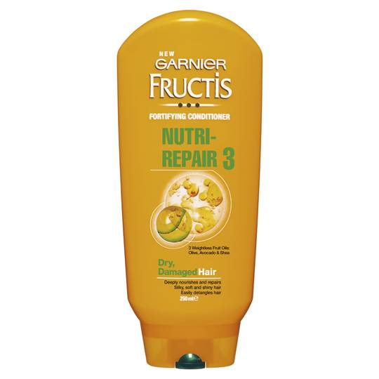 Garnier Fructis Conditioner Nutri Repair Dry Damaged Hair