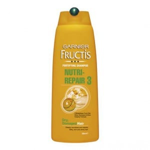 Garnier Fructis Shampoo Nutri Repair Dry Damaged Hair