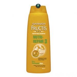 Garnier Fructis Shampoo Nutri Repair Dry Damaged Hair