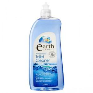 Earth Choice Toilet Cleaner Liquid Aqua