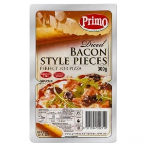 Primo Bacon Pieces Twin Pack