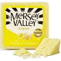 lozzamill reviewed Mersey Valley Original Cheddar Cheese