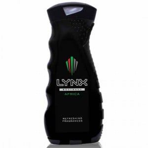 Lynx Men Body Wash Africa