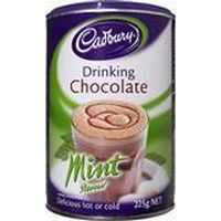 Cadbury Drinking Chocolate Mint Flavour