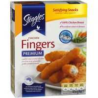 Steggles Chicken Pieces Premium Breast Fingers