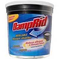 Damp Rid Moisture Absorber Refillable