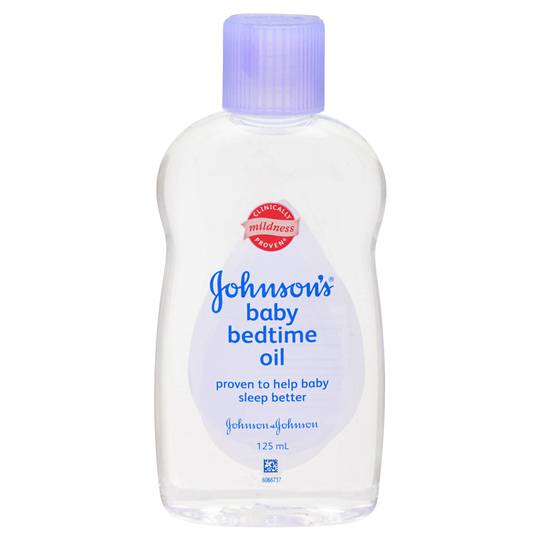 Johnsons & Johnsons Baby Bedtime Oil