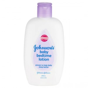 Johnson's Baby Lotion Bedtime
