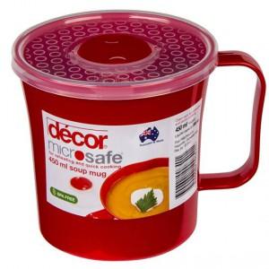 Decor Microsafe Soup Mug
